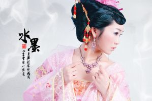Chinese Goddess 02 by flyingwind66