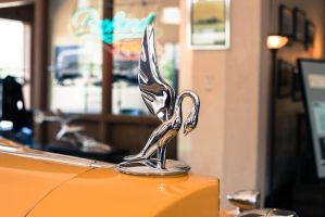 Packard Swan Hood Ornament by PLutonius