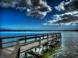 Lake Clifton by AbbottPhotoArt