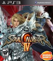 Soul Calibur IV by deviantfafnir