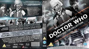 Doctor Who 1st Doctor Collection by MrPacinoHead