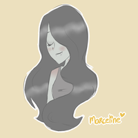 marceline by NutellaPanda