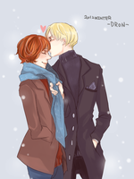 WINTER KISS by bbcchu
