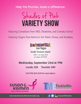 Shades of Pink Variety Show by INF3CT3D-D3M0N