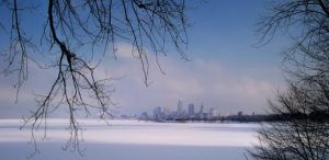 Cleveland Winter by TomKilbane