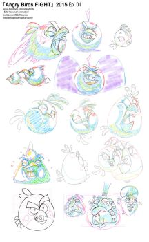 Angry Birds Layouts Ep01 2015 by titanomaquia