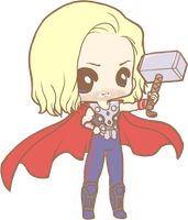 .:Thor:. by PhantomCarnival