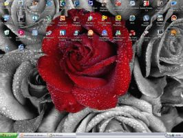My Desktop by luneferique