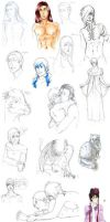 Sketch Dump On Steroids by assassinKage