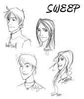 Sweep Sketch Dump by c-t-supahfly