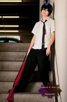 Ao No Exorcist: Staggerd by Aoi-Dove