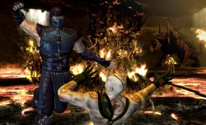 Bad trick by MagicLynx