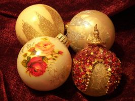 Christmas Ornaments by seiyastock