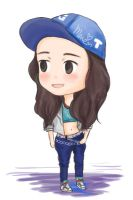 Hip Yul [SNSD Kwon Yuri I GOT A BOY] by mewzim