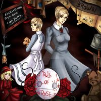 Cry completes: Rule of Rose by Hate-Incarnate