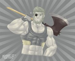 Patches Roegadyn by Act-VScene-II