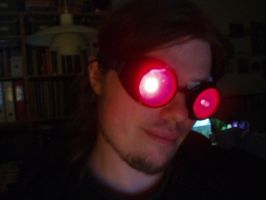 Homemade Glow-Goggles by Brother-Maynard