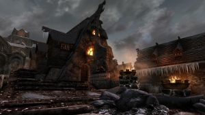 Welcome to Windhelm by OnlyKazisvet