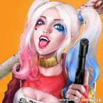 Harley Quinn[Suicide Squad] by yagihikaru