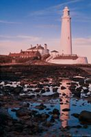 St. Mary's Lighthouse v by Little-Miss-Splendid