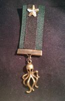 Cthulhu theme Custom Costume Medal by SteamworkMedals