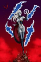 Lady Death Four Swords by JoeSoul
