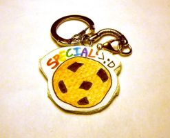 Special Cookie Keychain by idont0know
