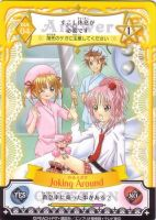 Shugo Chara! card 4 by Daiichane