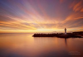 Magic at Wollongong by FireflyPhotosAust