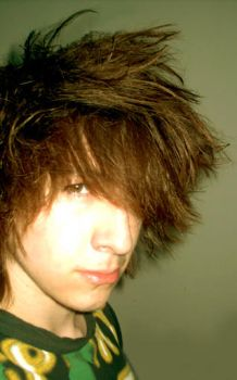 Crazy hair by ulix