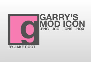 Garry's Mod Icons by jakeroot