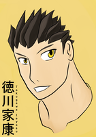 SB3: Ieyasu Headshot by xor101