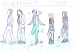 Adventure Time by Chalk-heart