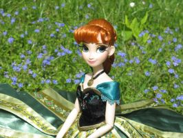Princess Anna of Arendelle - 02 by PriPePoi