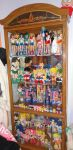 My Sailor Moon Doll, Toy, and Figure Curio Cabinet by Hamm-Sammich