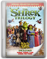 Shrek Trilogy by Movie-Folder-Maker