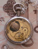 Pocket Watch Steampunk by cjgrand