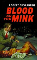 BLOOD ON THE MINK cover art by peterpulp