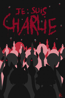 Je suis Charlie by Ike-SCD
