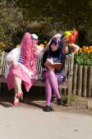 MLP: Fillies, I'm trying to read by hoshi-kagami