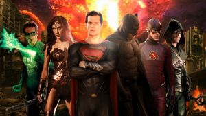 Justice League Fan-Made Wallpaper Updated by SpiderYBat90sGroup