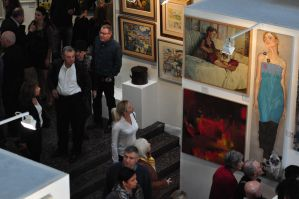 Israel ART 2013 - VIEW FROM ABOVE by Rikitza