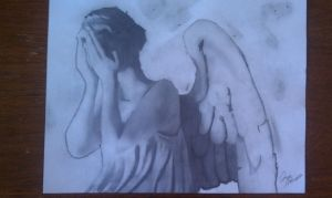 weeping angel 1 by tonya95