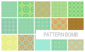 REPEATING PATTERNS 02 by masterjinn