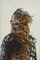 Chewie by nicollearl
