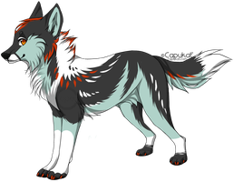 Canine design Point Adopt [sold] by Skritnaja