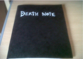 My Death Note by Raggyy