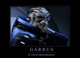 Garrus by Azint