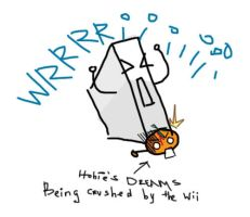Hobie and the Wii by CrisisCrux