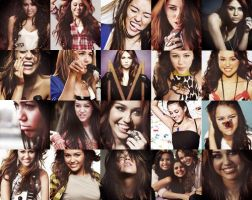 20 icons - miley cyrus by gomrc